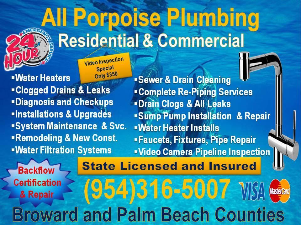 All Porpoise Plumbing