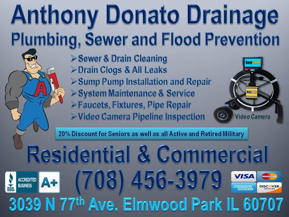 Anthony Donato Drainage - Illinois