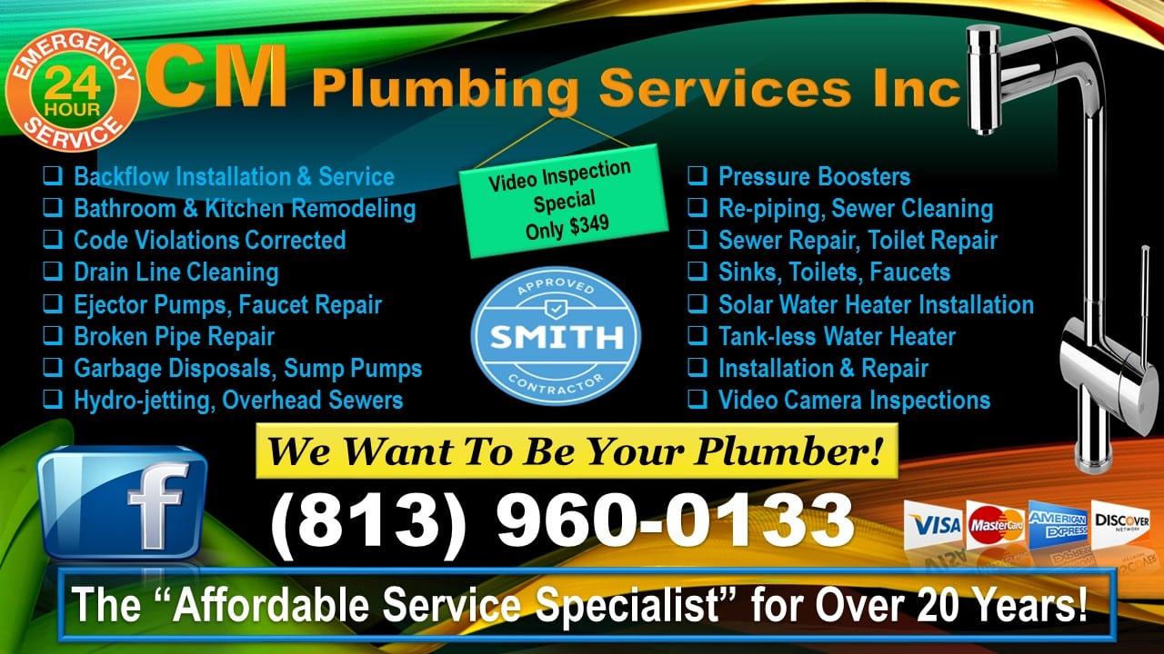 CM Plumbing Services