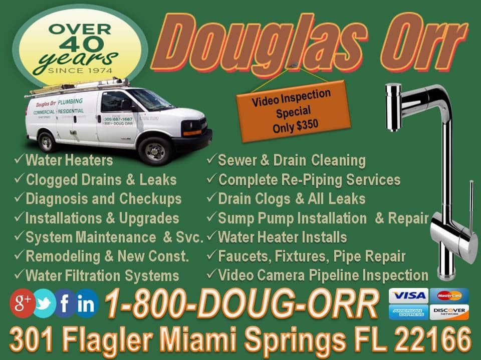 Doug Orr Plumbing - Plumbing
