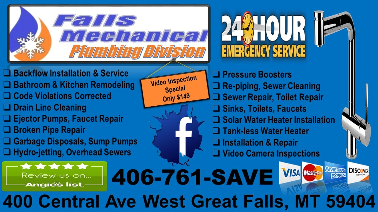 Fall Mechanical Plumbing - Montana