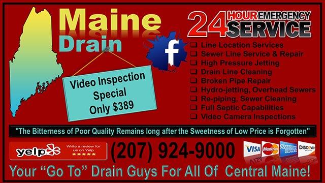 Maine Drain - Maine
