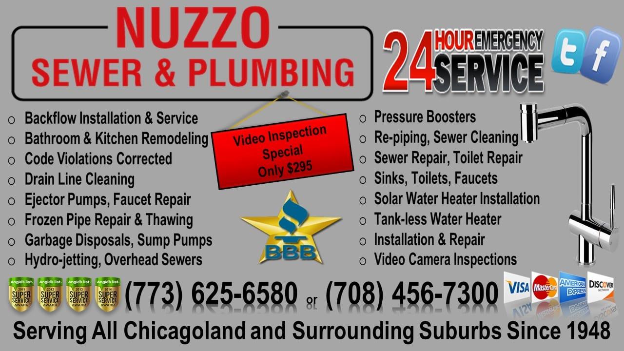 Nuzzo Plumbing - Illinois