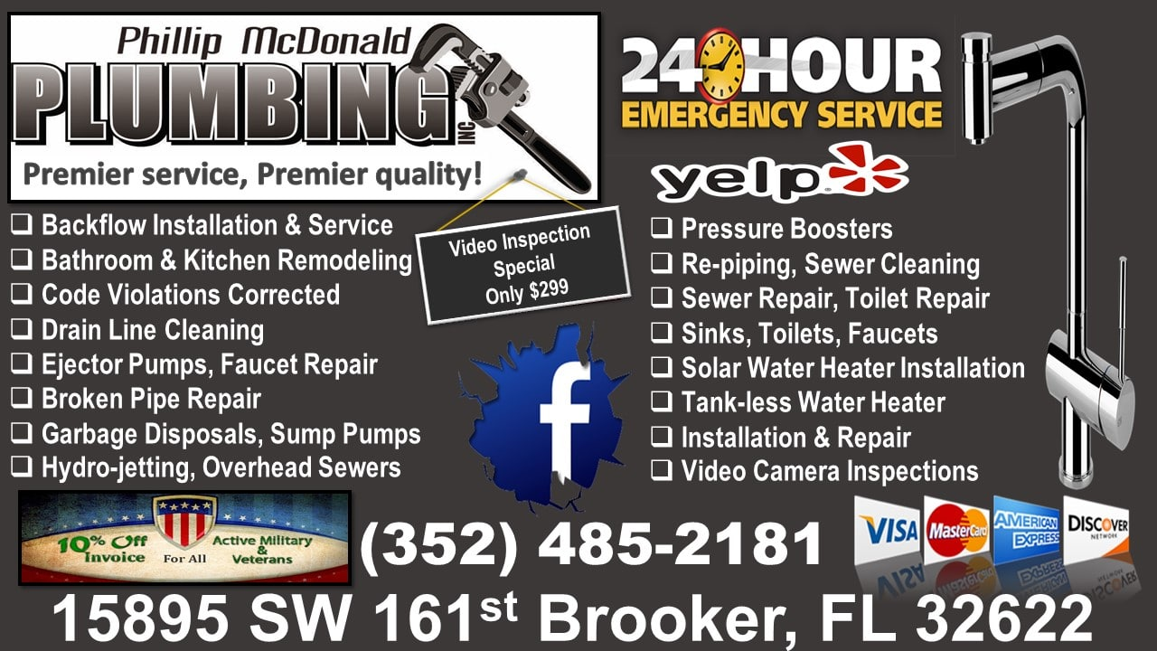 Phillip McDonald Plumbing - Florida