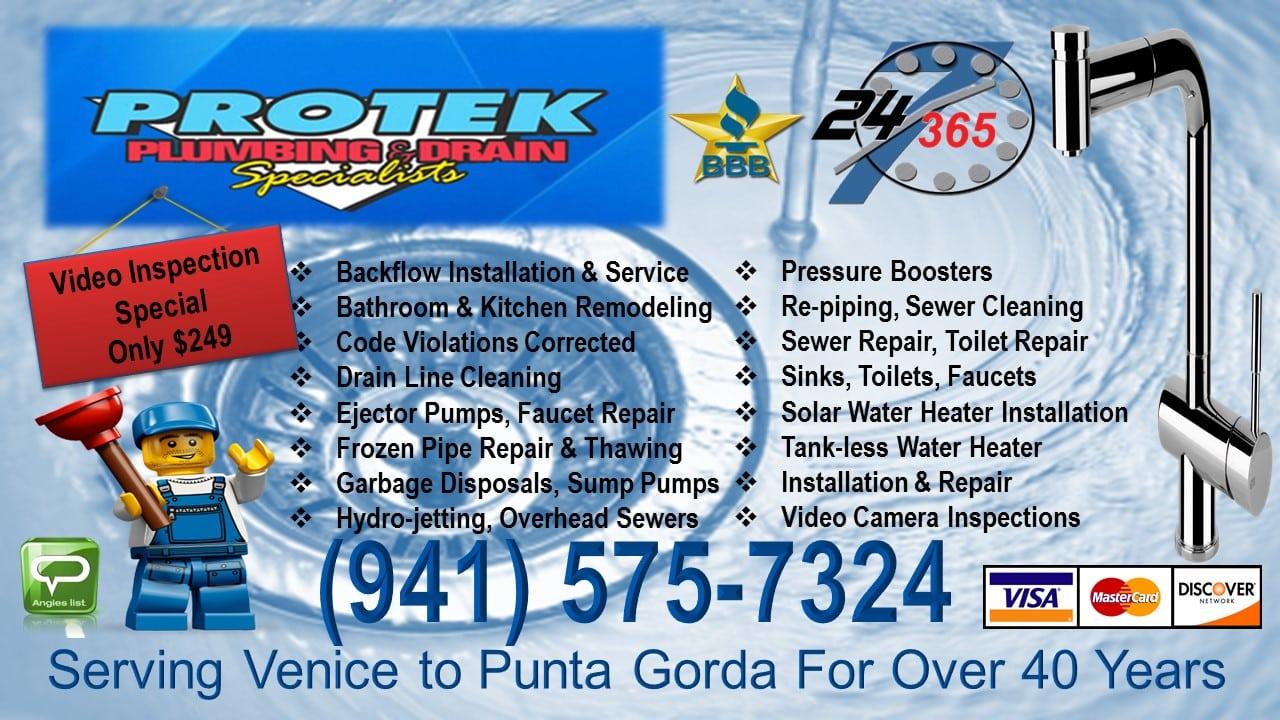 Protek Plumbing - Florida