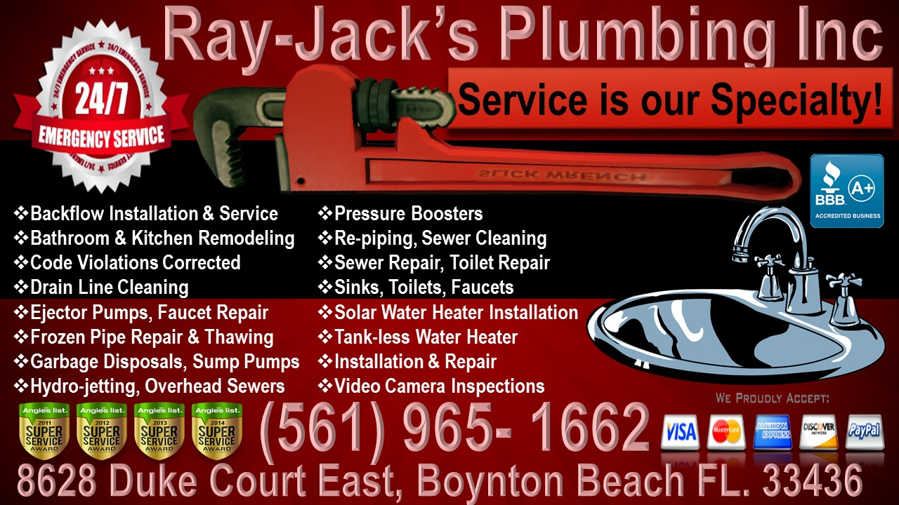 Ray Jacks Plumbing - Florida