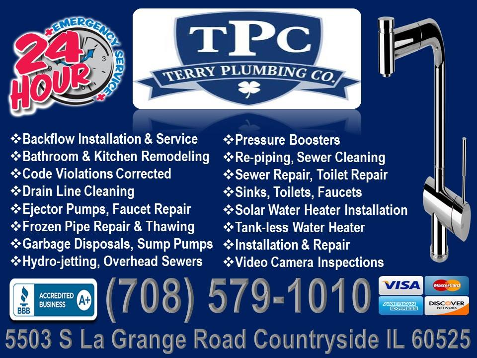 Terry Plumbing - Illinois