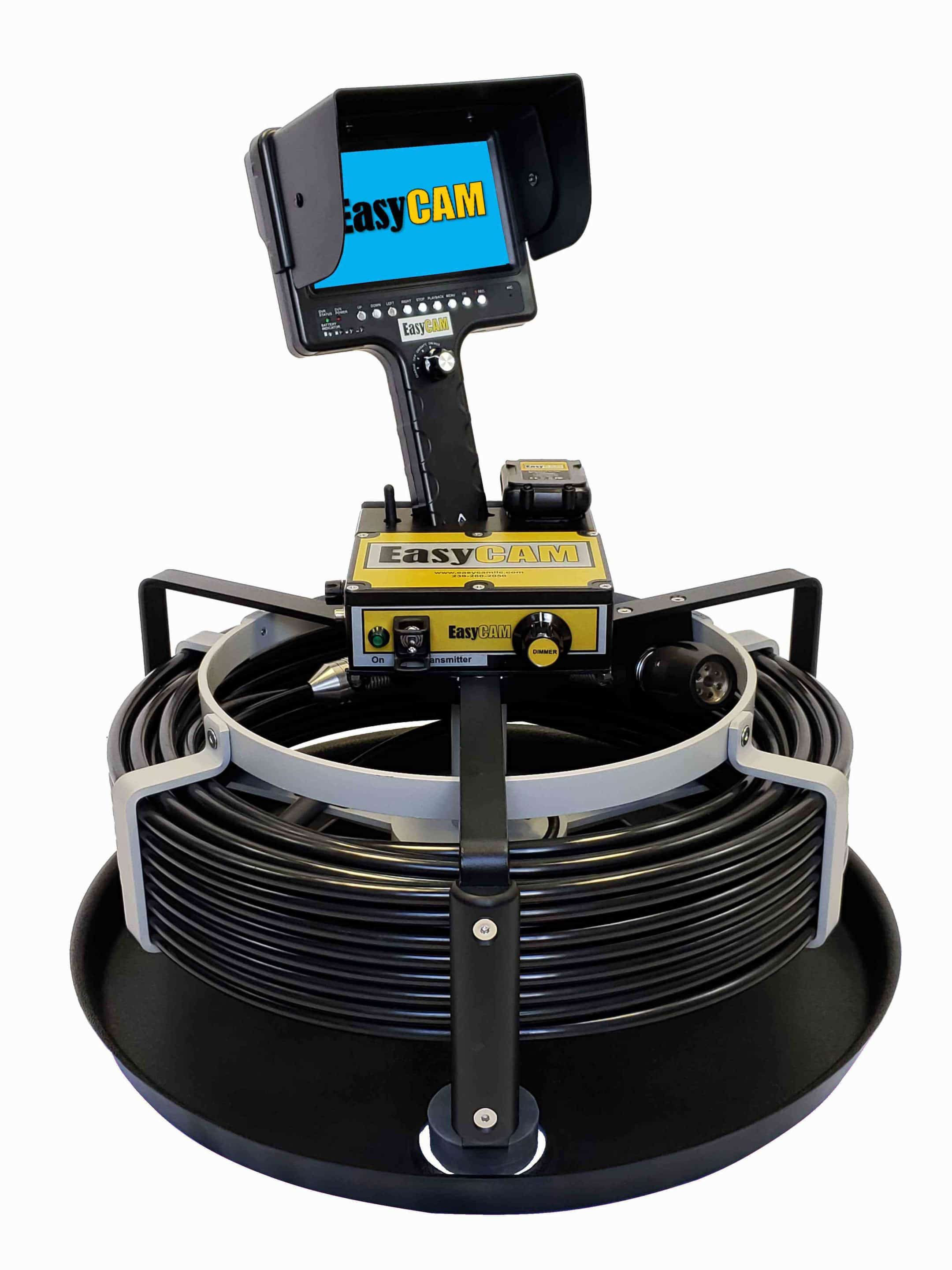 EasyCam 5150 Sewer Camera with Head Unit