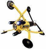 Sewer-Camera Roller Skid Spreader