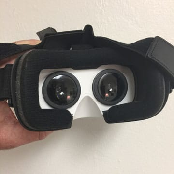 VG5 EasyCAM Video Goggles