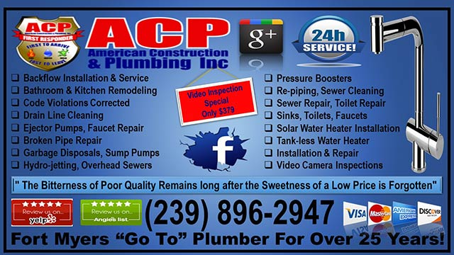 American Construction & Plumbing - Florida