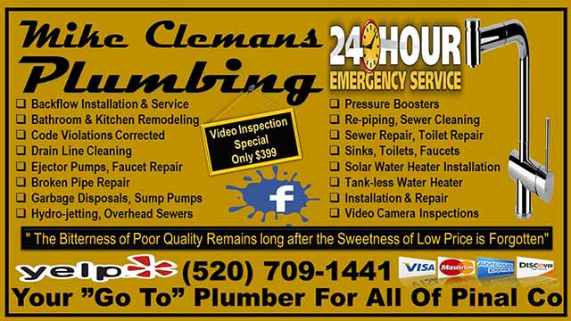 Mike Clemans Plumbing - Arizona