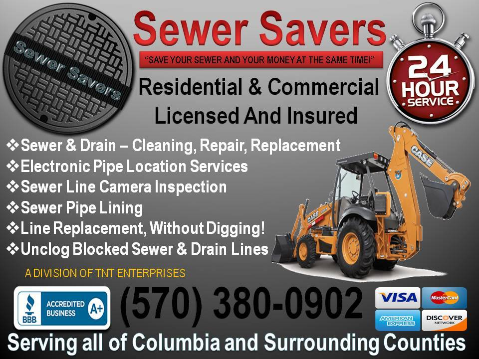 Sewer Savers - Pennsylvania
